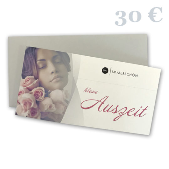 Gutschein Kosmetikstudio immerschön Stuttgart Beauty Lounge Stuttgart