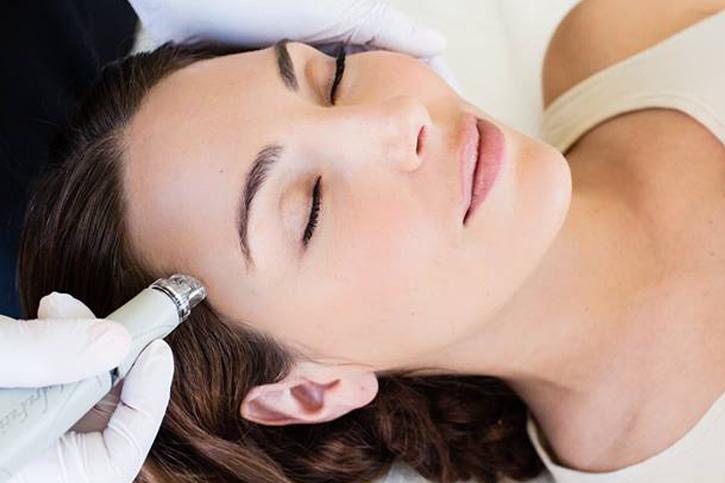 Hydrafacial Stuttgart Kosmetikbehandlung Hydra Facial